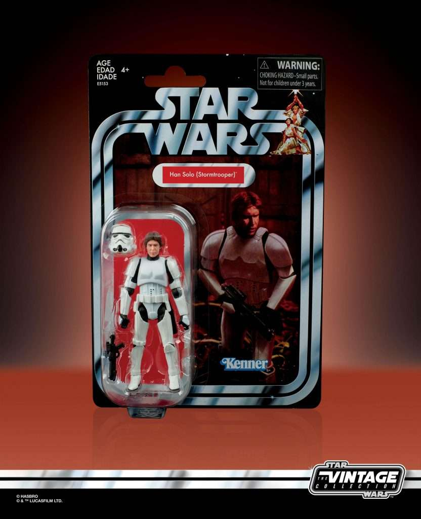 May The 4th Be With You Exclusives: Star Wars The Vintage Collection 2018-2019 Action Figures