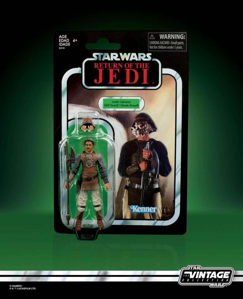 Lando Calrissian, Skiff Guard