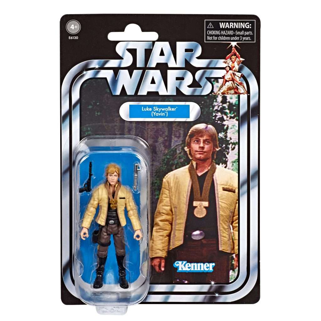 Vintage Collection Luke Skywalker Yavin