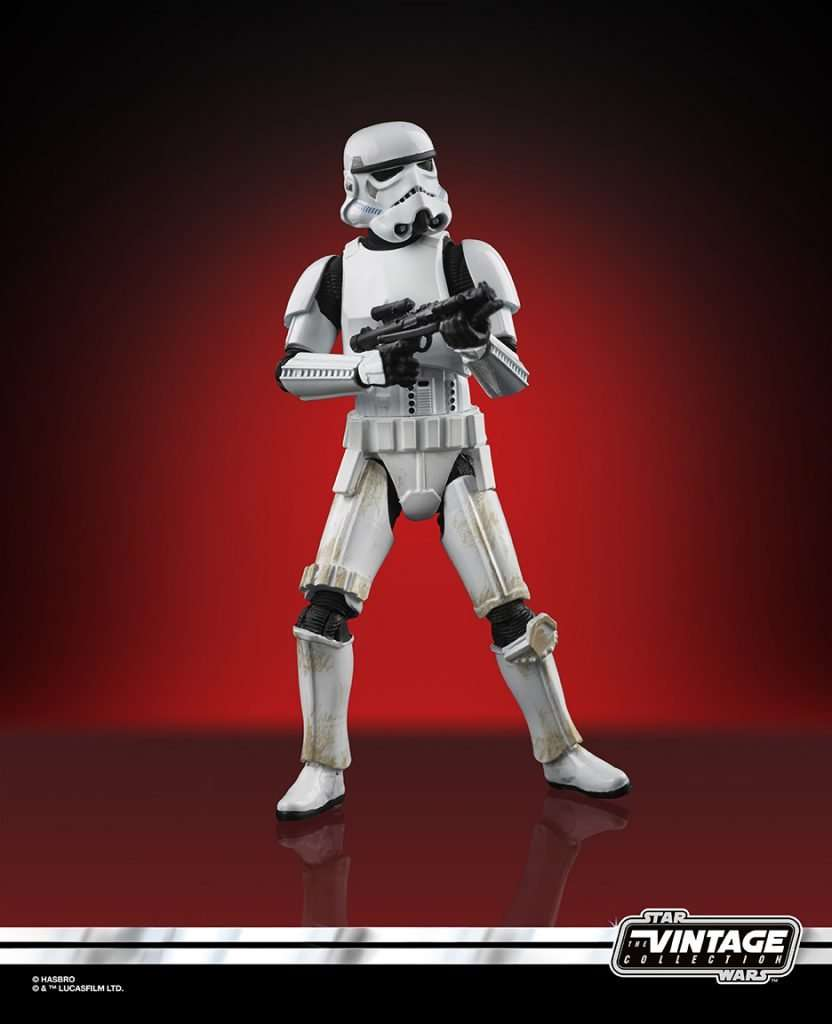Imperial Stormtrooper, vintage collection