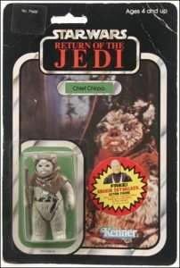 Vintage Kenner Chief Chirpa