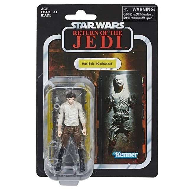 Han Solo in Carbonite VC136