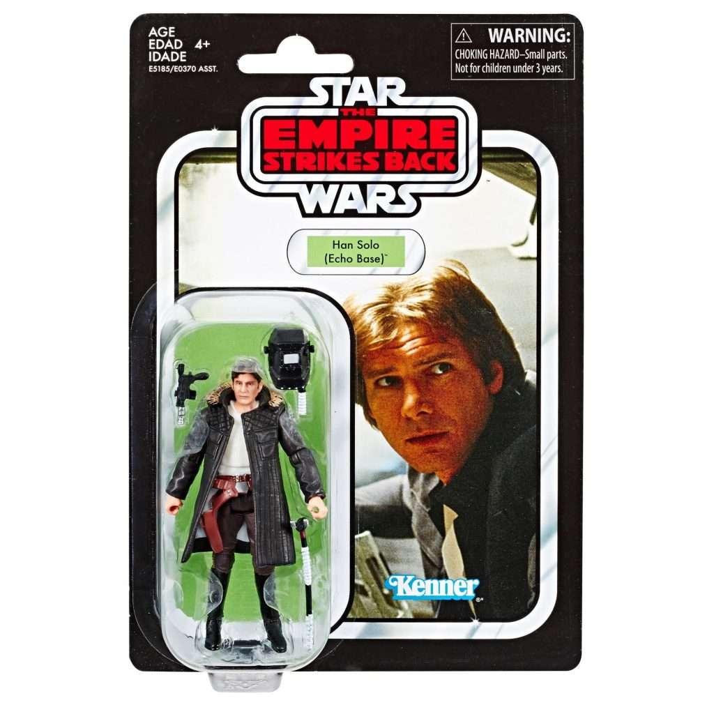 Han Solo Echo Base - VC03