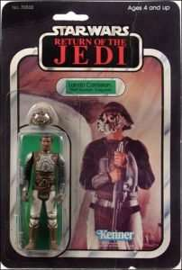 Lando Sciff Guard Kenner