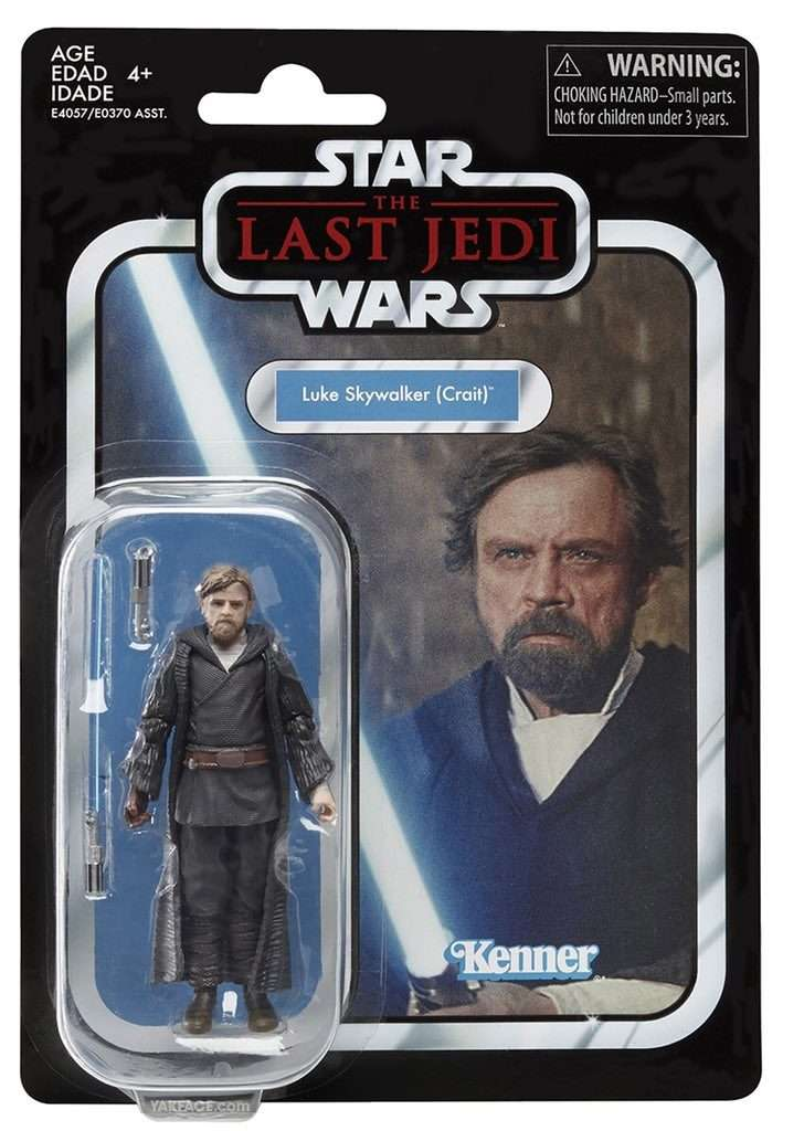 Luke Skywalker Crait VC146