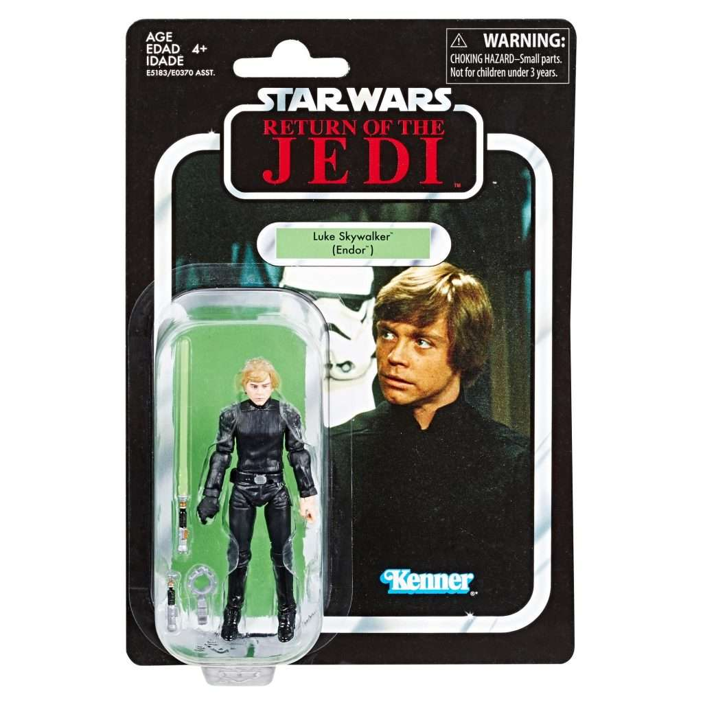 Luke Skywalker Endor VC21