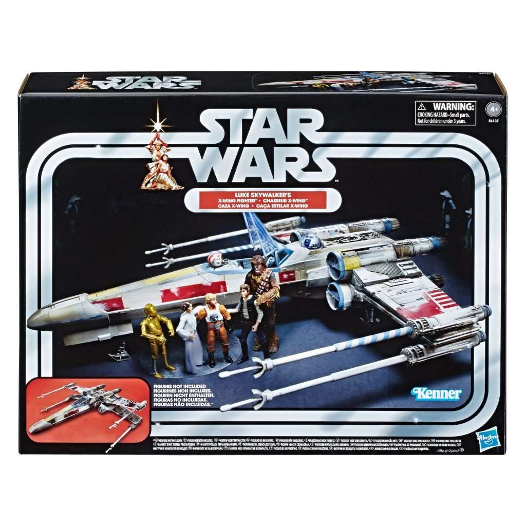 Luke Skywalker's X-Wing Red 5