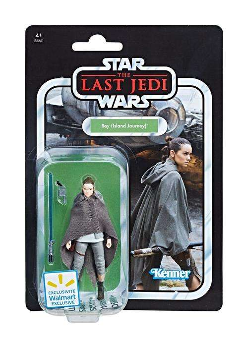 Rey Island Journey Vintage Collection