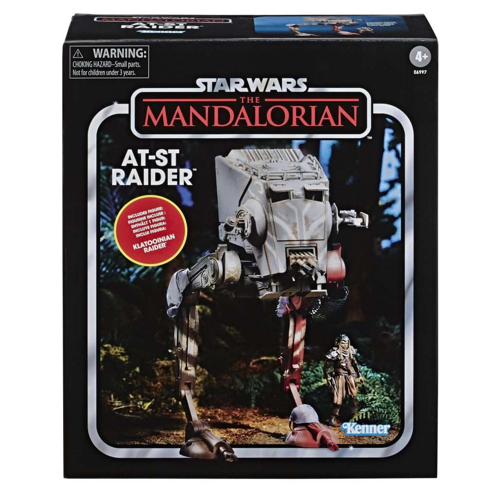 Vintage Collection AT-ST Raider