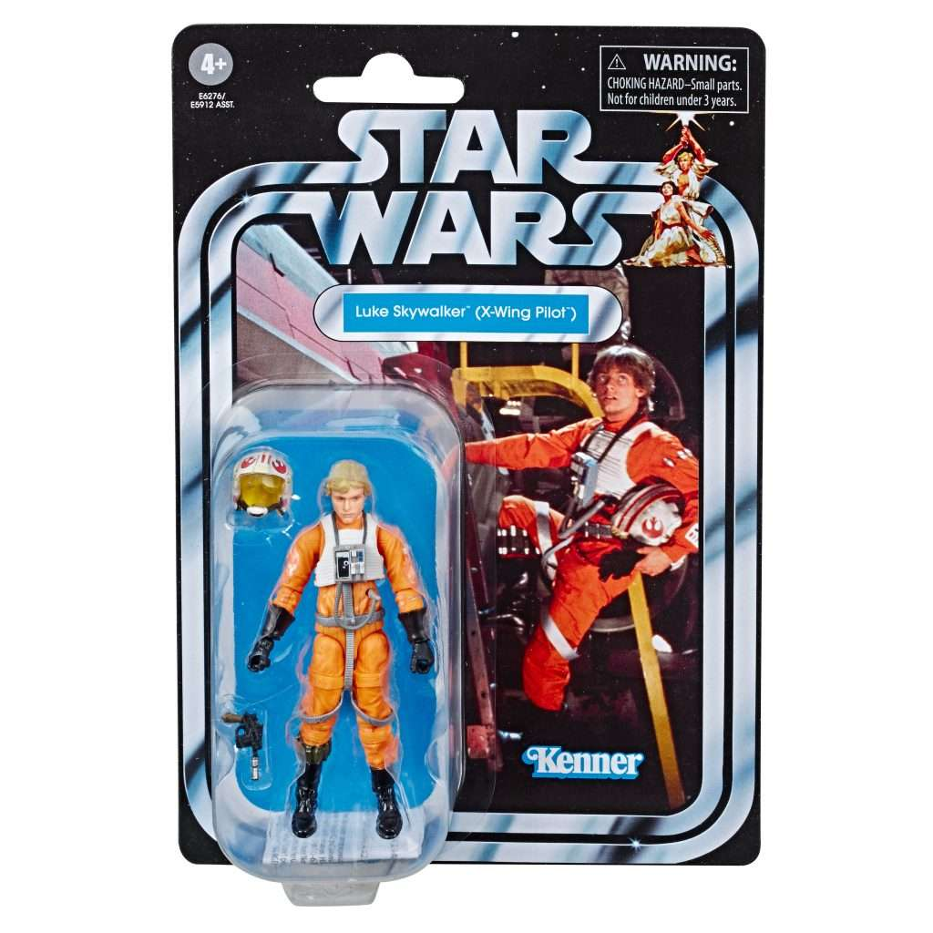 Luke Skywalker X-Wing Pilot VC158