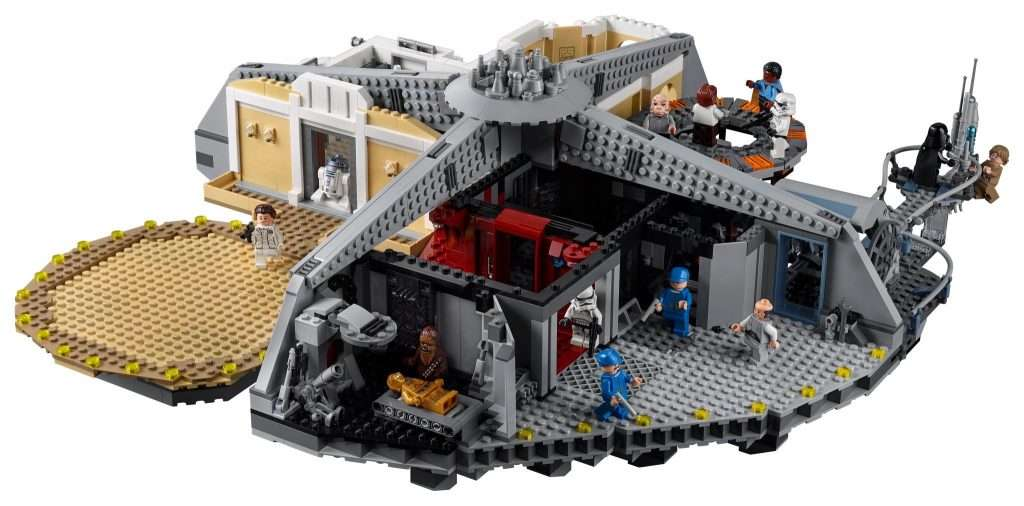 Lego UCS Cloud City Playset 2018