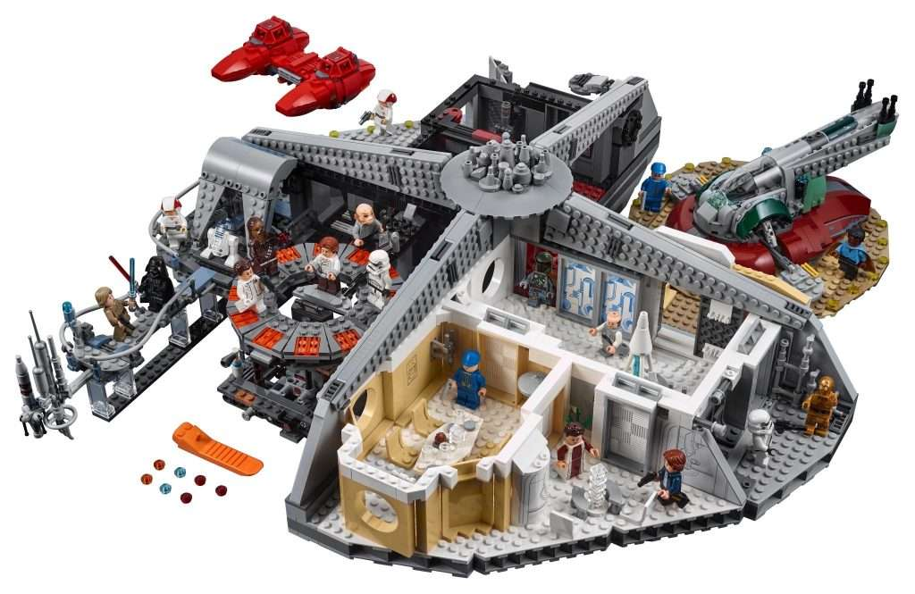 UCS LEGO Star Wars Cloud City 2018