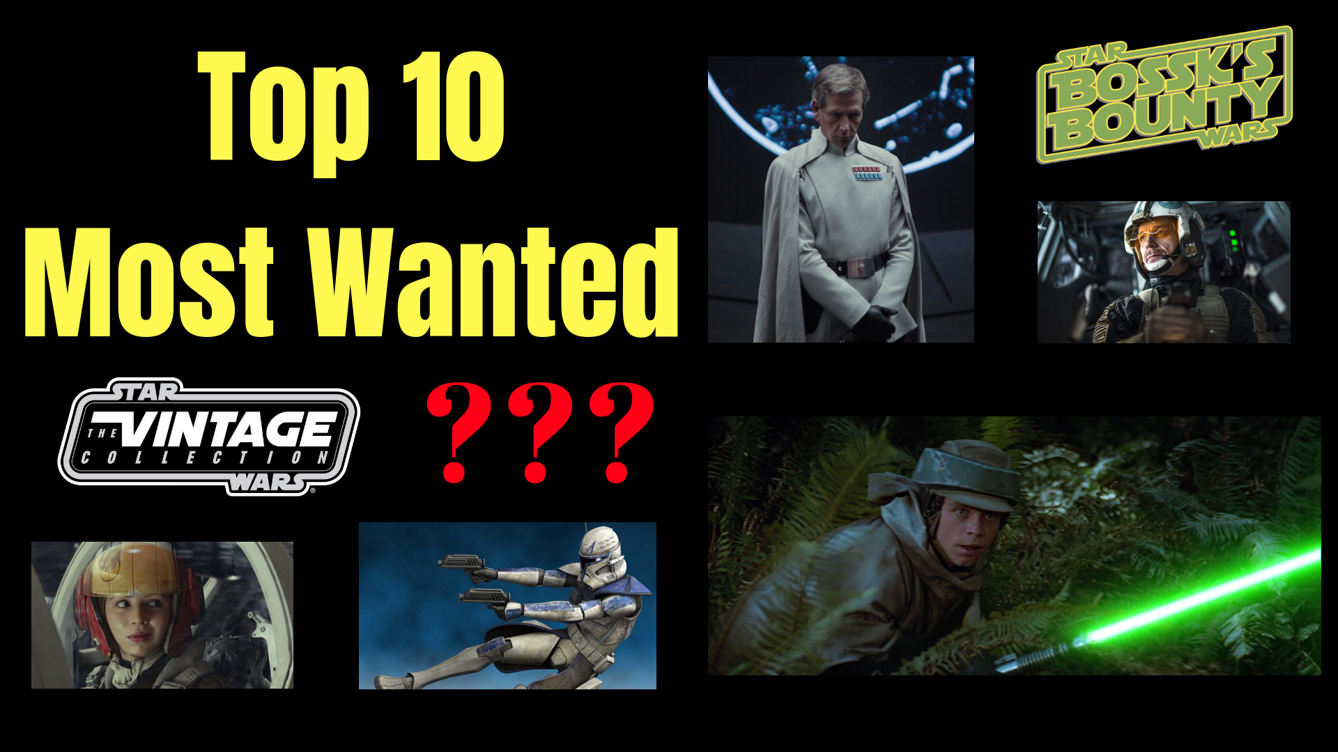 most wanted star wars vintage collection