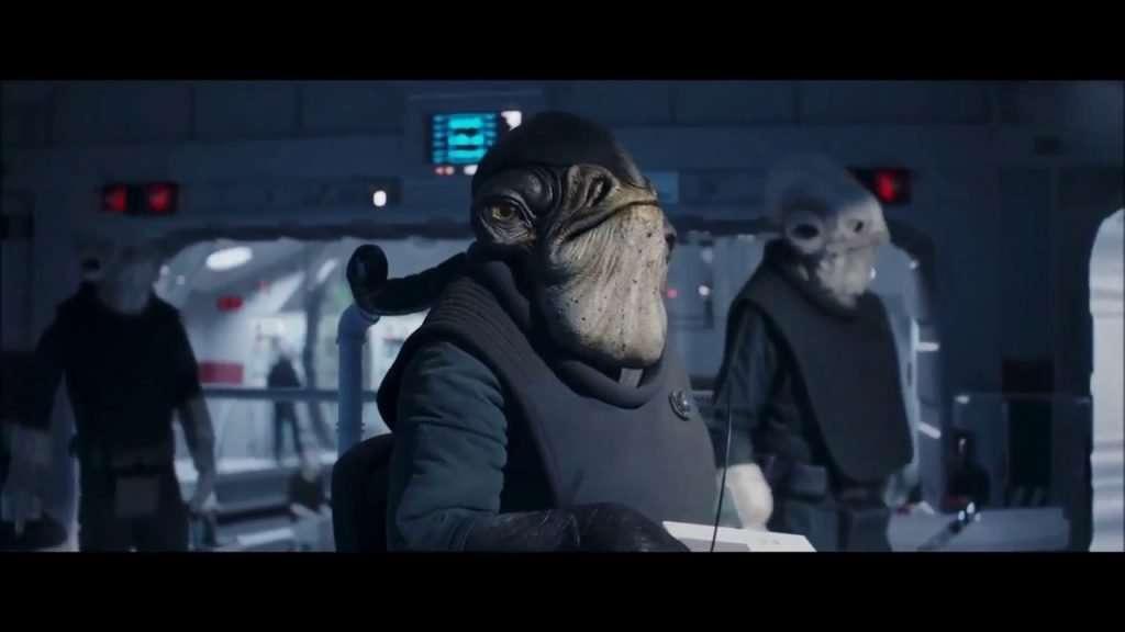 Admiral Raddus, Rogue One