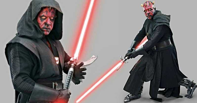 Darth Maul, Solo A Star Wars Story