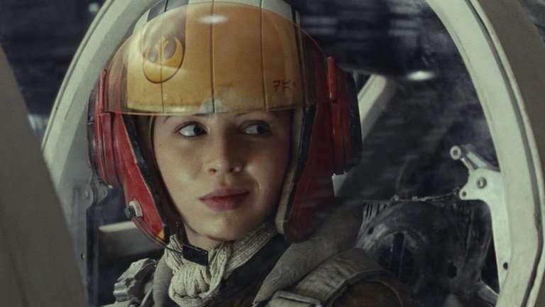 Tallie, The Last Jedi