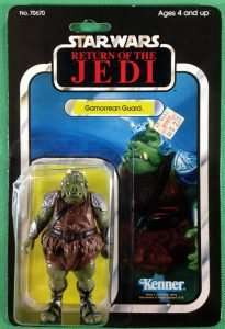 Gamorrean Guard, vintage kenner
