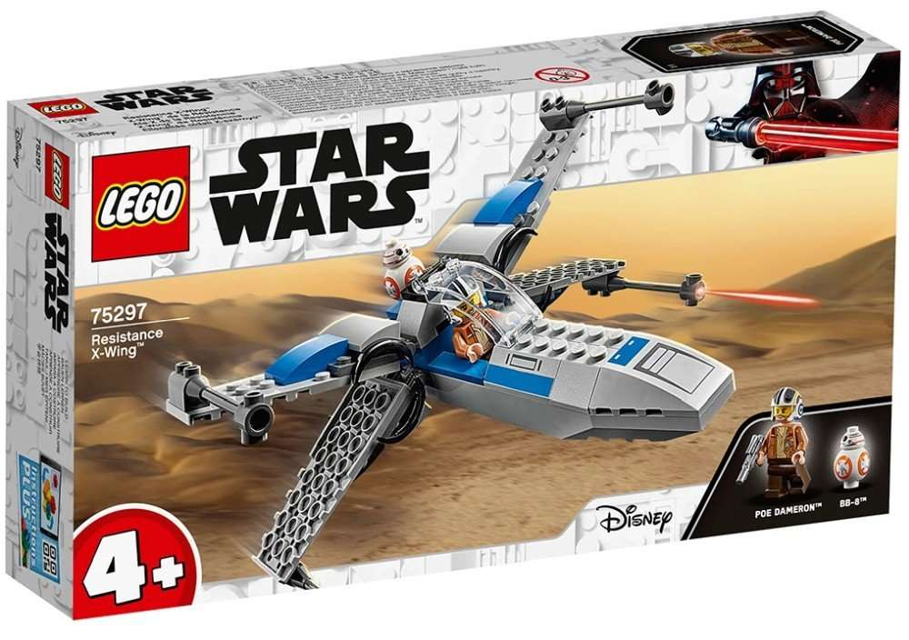 75297 Resistance X-wing Starfighter