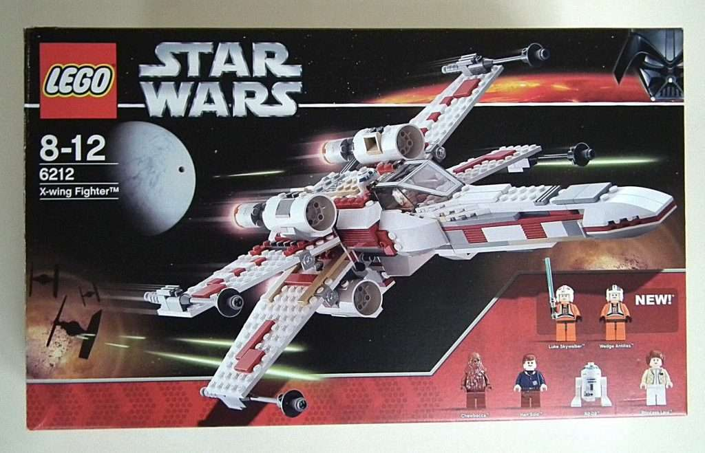 LEGO X-Wing Starfighter 6212