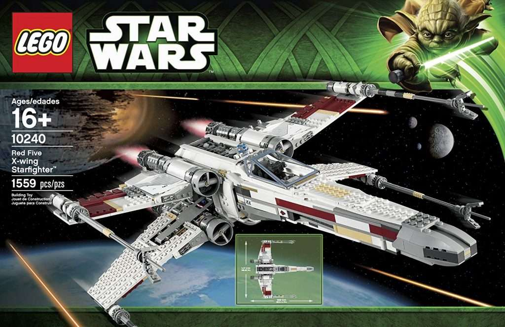 LEGO UCS X-Wing 10240