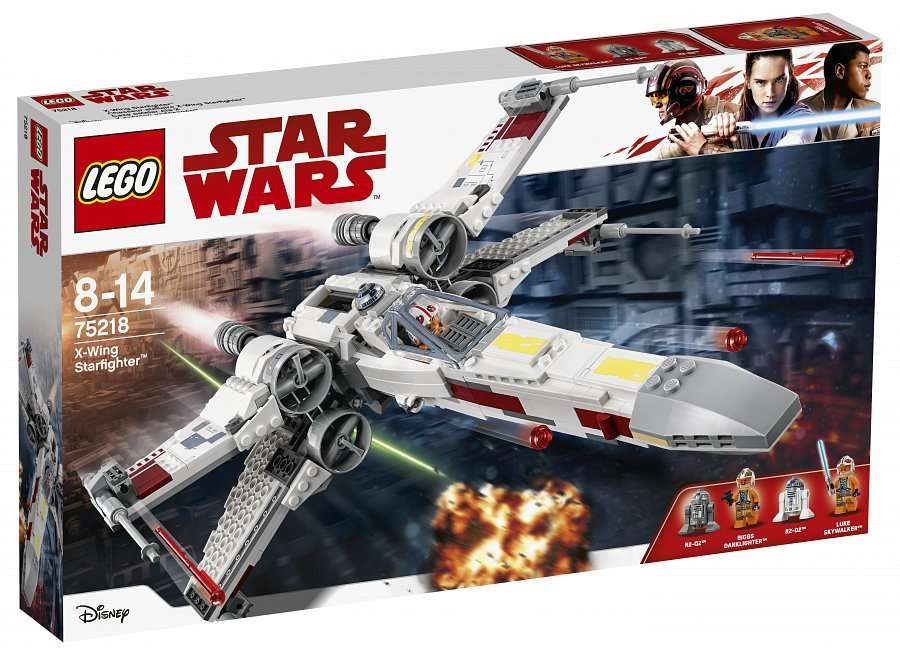 LEGO X-Wing Starfighter 75218