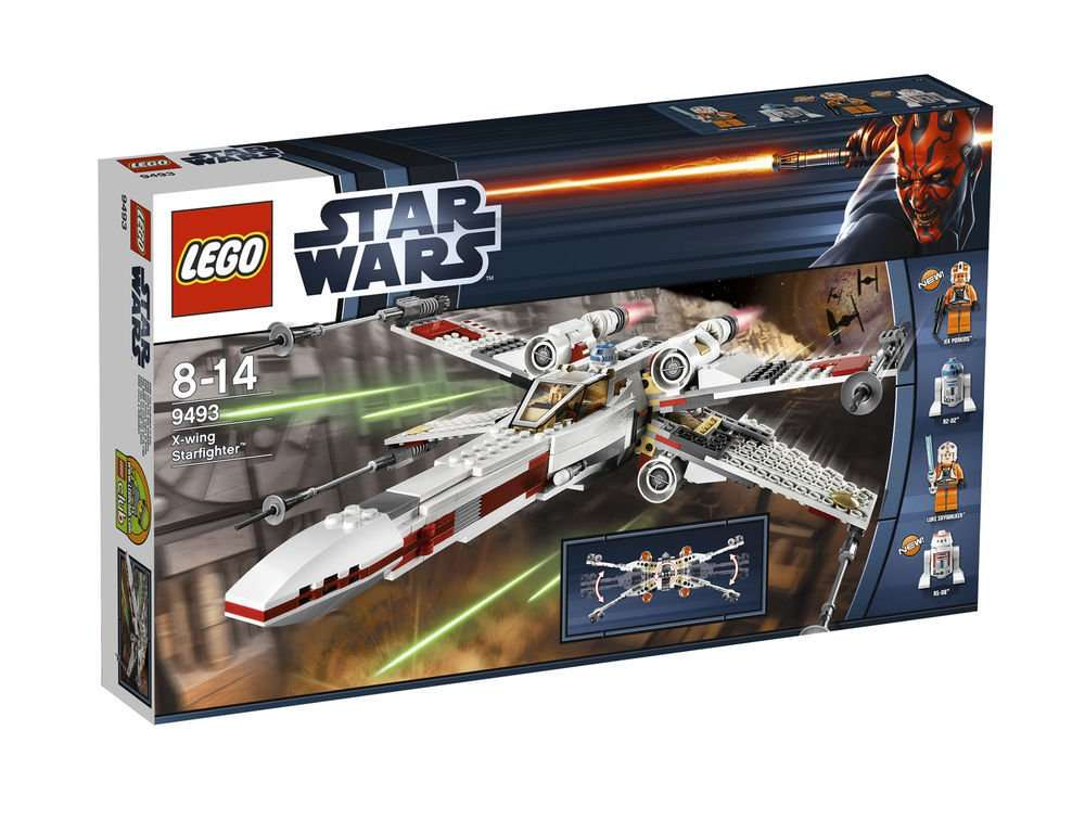 LEGO X-Wing Starfighter 9493