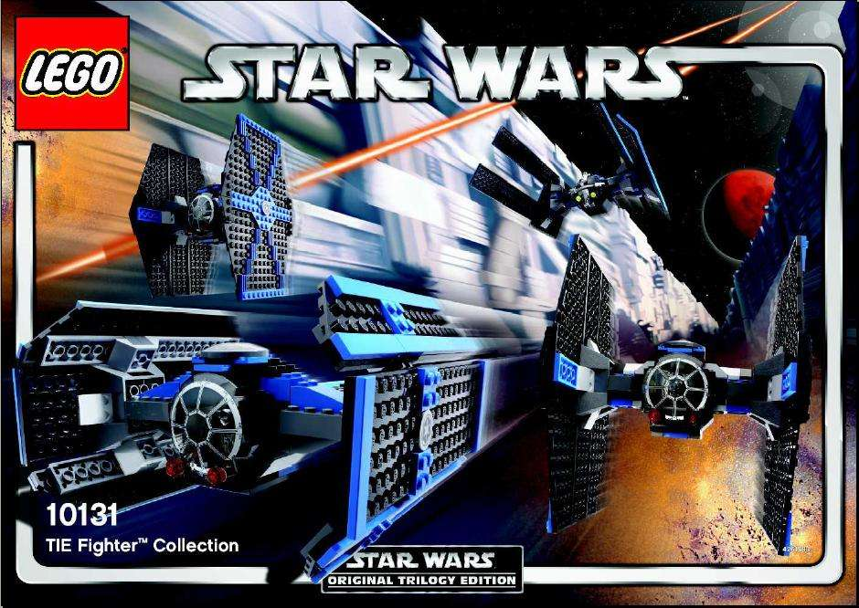 LEGO Tie Fighter Collection 10131
