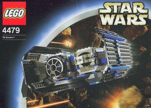 Star Wars 4479 Tie Bomber