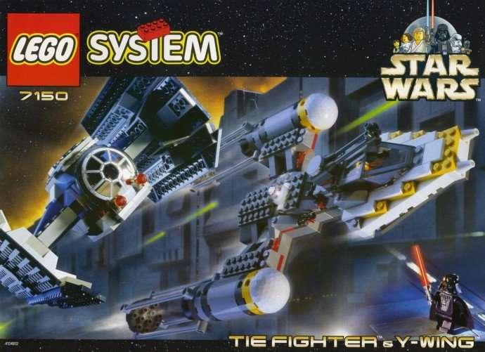 Lego Star Wars 7150