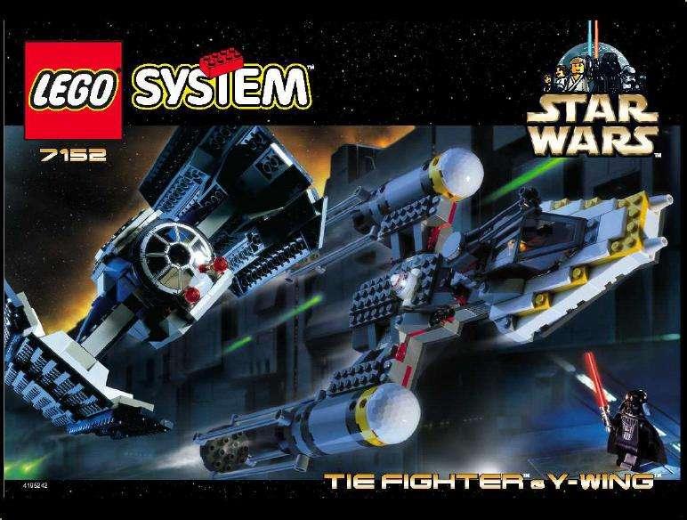 Lego Star Wars 7152