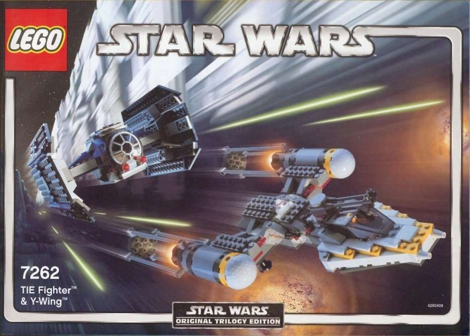 Lego Tie Fighter 7262