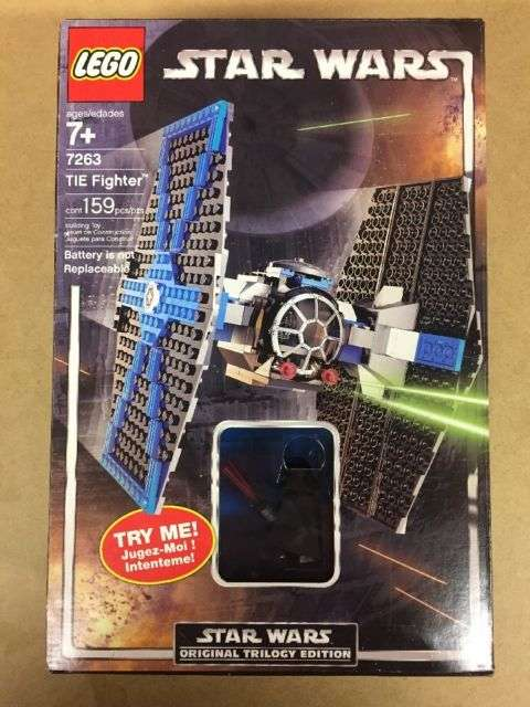 LEGO Tie Fighter 7263