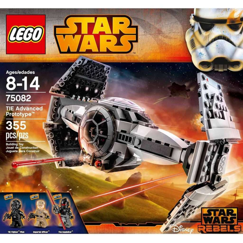 Tie Advanced prototype 75082