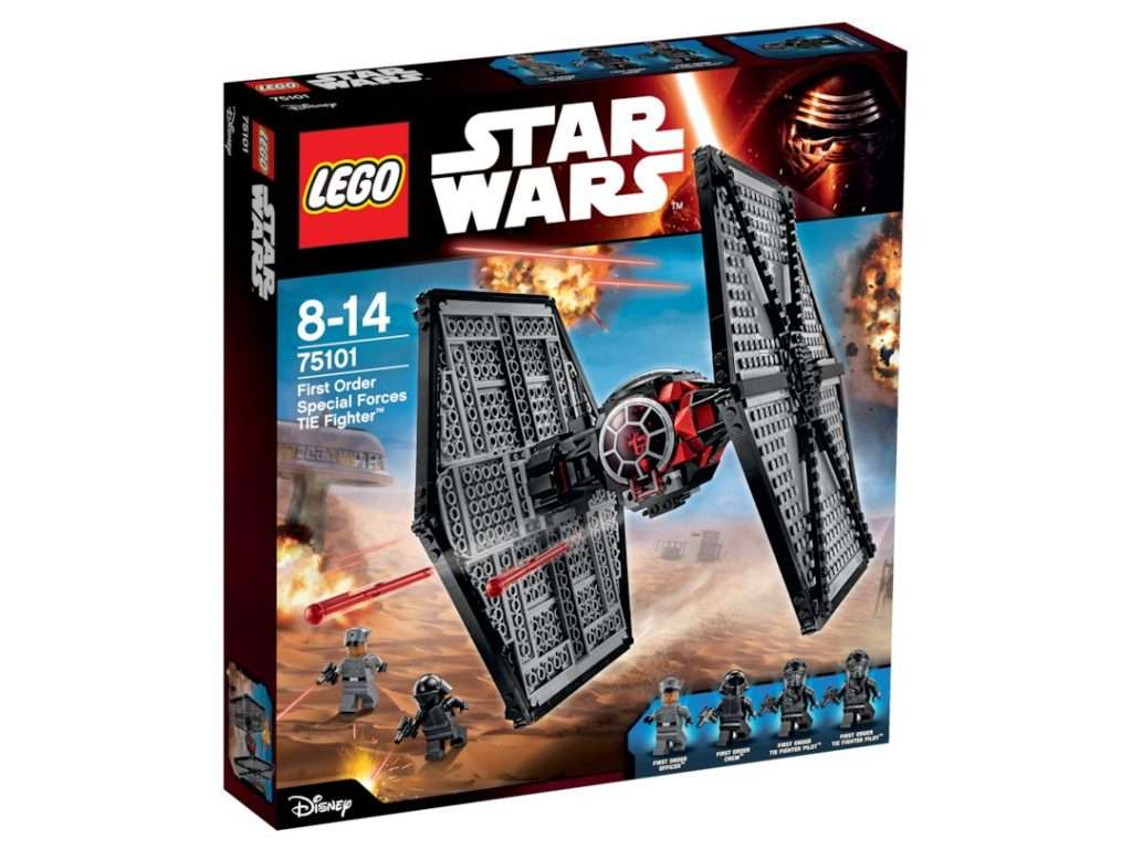 First Order Tie Fighter 75101