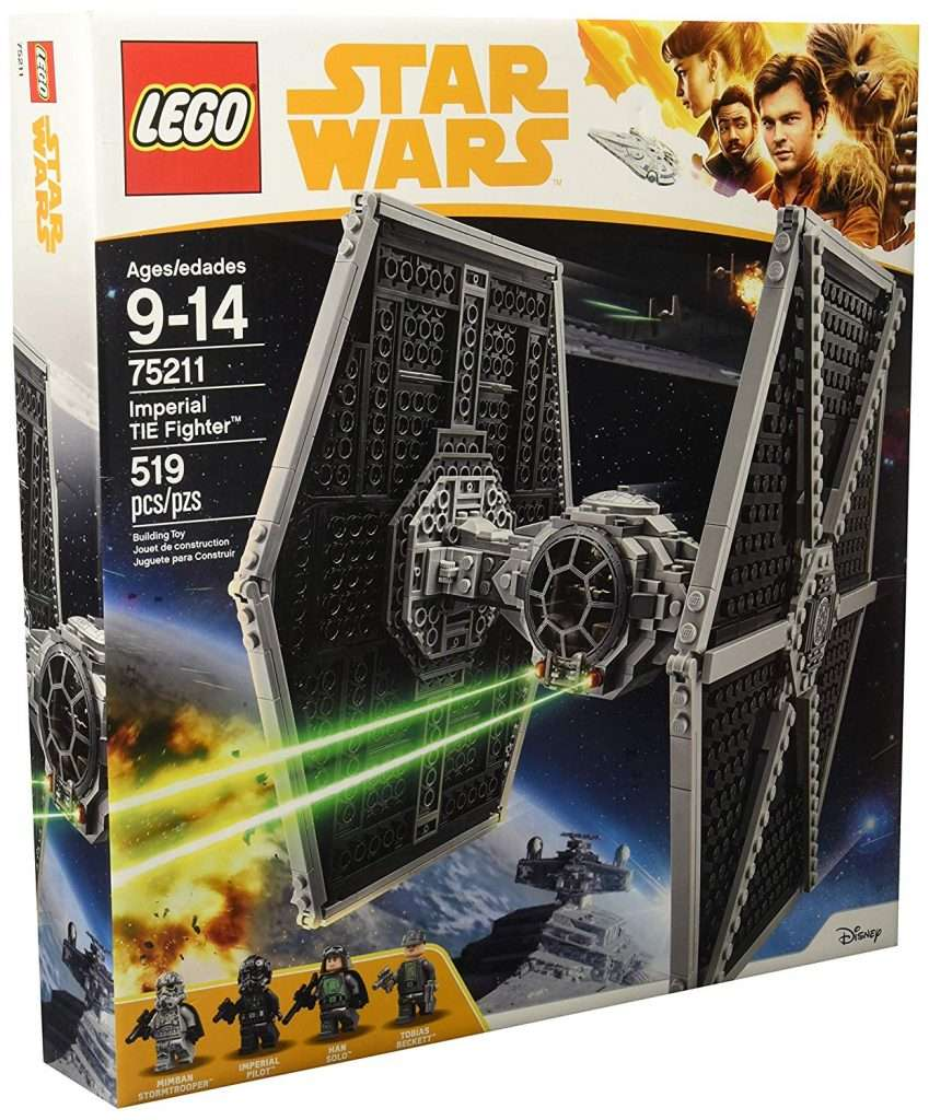 LEGO Tie Fighter 75211