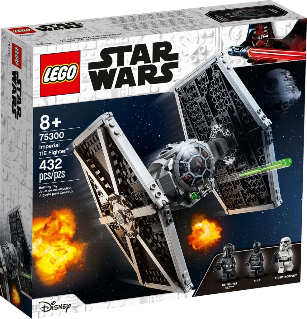 75300 TIE Fighter