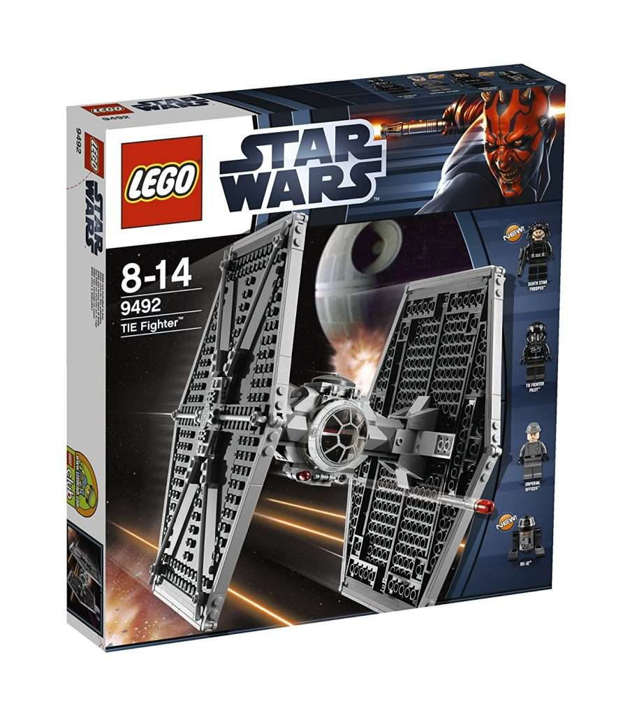 LEGO Tie Fighter 9492