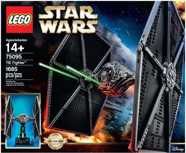 UCS TIE Fighter 75095