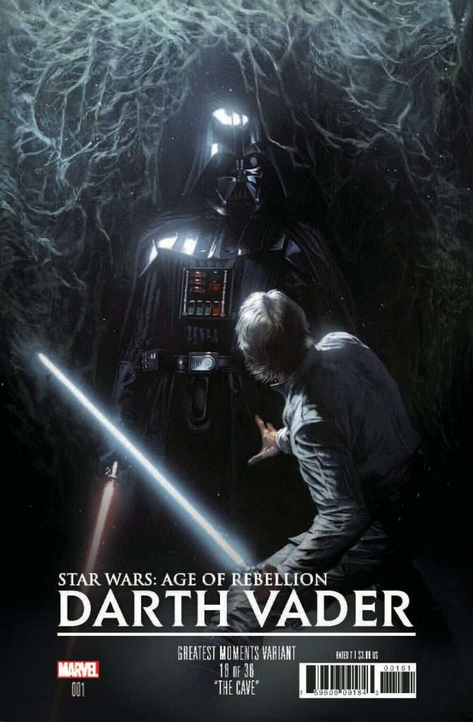 Age of Rebellion, Darth Vader greatest moments