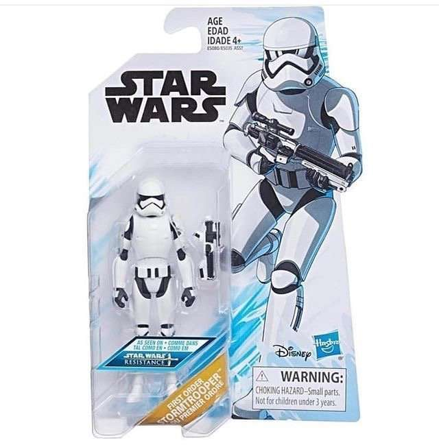 First Oder Stromtrooper 3.75 inch action figure