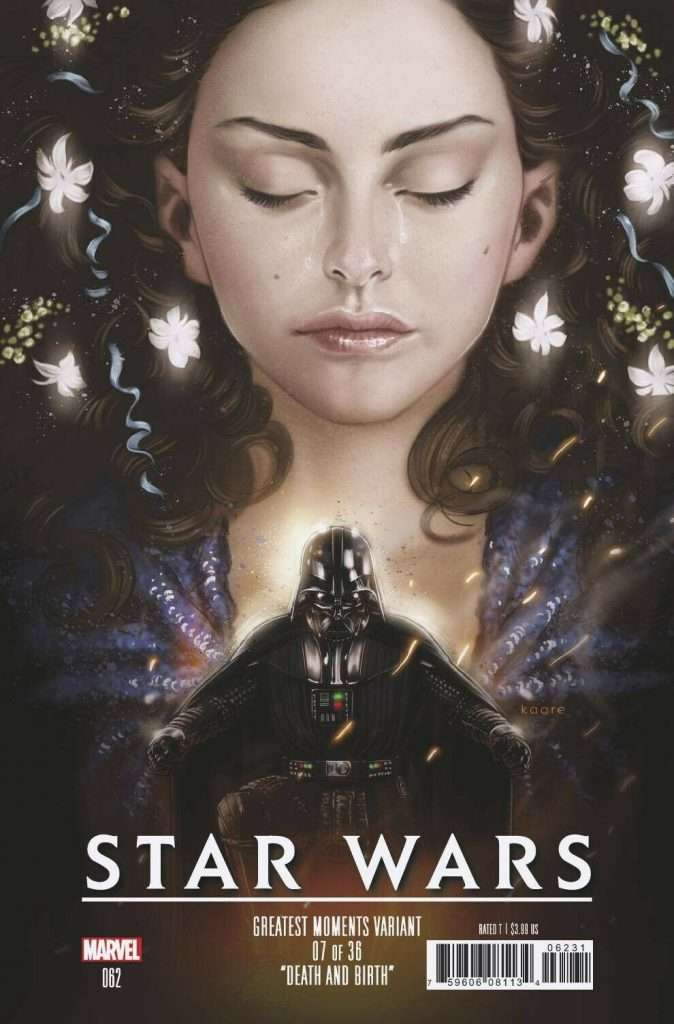 Star Wars #62 Greatest Moments variant