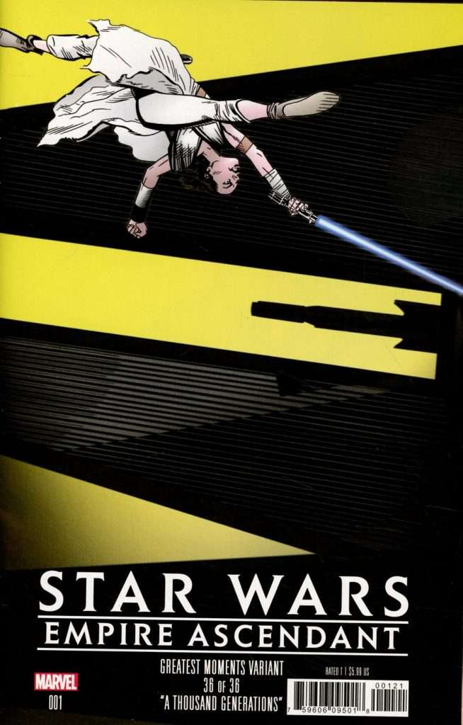 Star Wars Empire Ascendant greatest moments variant
