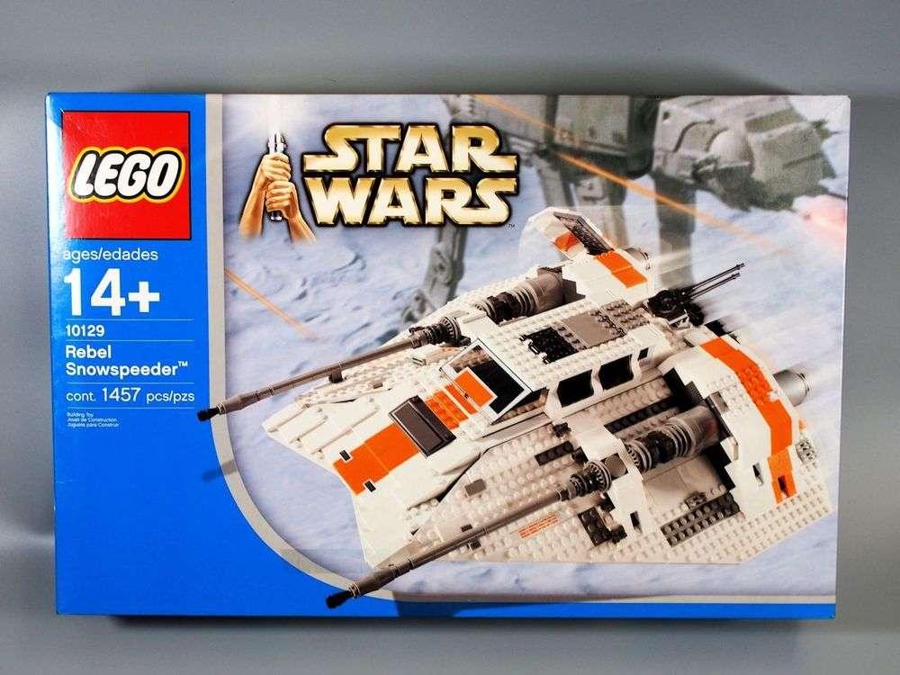 10129 LEGO Snowspeeder