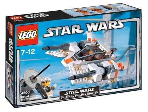 4500 LEGO Snowspeeder