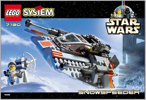 7130 LEGO Snowspeeder