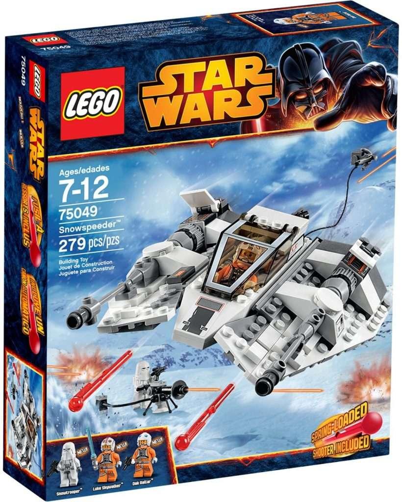 75049 Snowspeeder