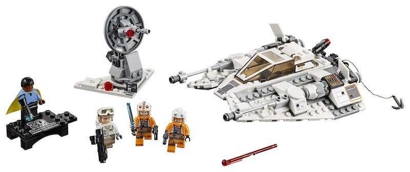 75259 LEGO Snowspeeder