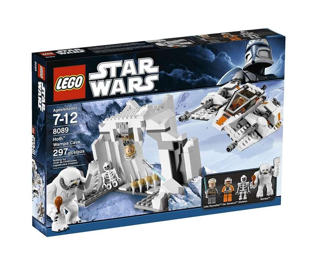 8089 LEGO Hoth Wampa