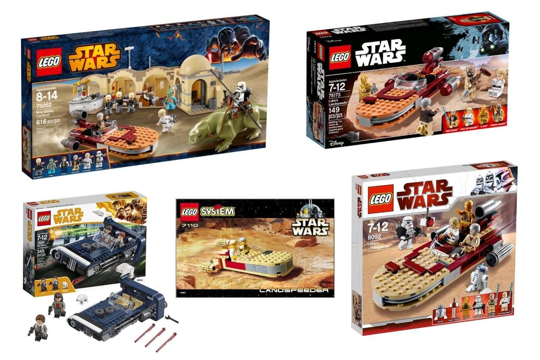 LEGO Star Wars 8092 Mini Figure Minifig Sentry Droid