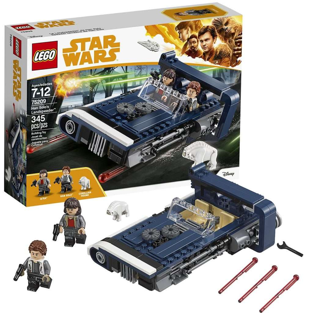 Han Solo Landspeeder 75209